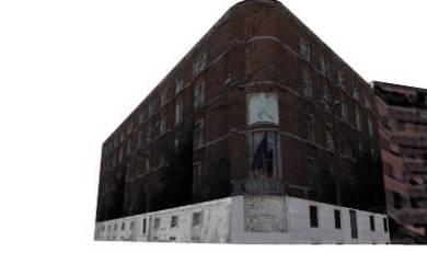 Palazzo ex ONC di Foggia, attuale sede del Consorzio di Bonifica